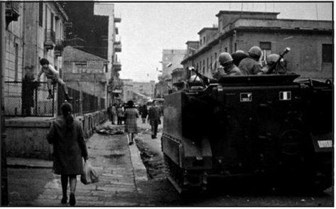 Luglio ' 70: la rivolta plebea che il Pci consegnò all'Msi
