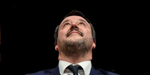 """Salvini: """"Paura del processo? 200 avvocati si sono offerti di difendermi gratis"""""""
