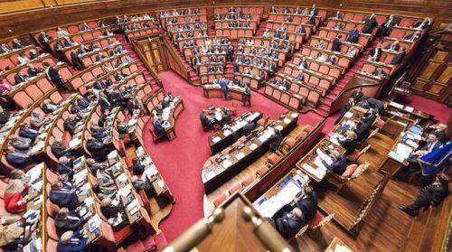 Il Parlamento e quell'ipocrita invocazione