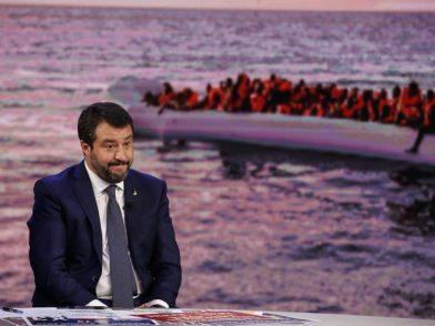 Sondaggi: crolla Salvini, Pd a meno di un punto