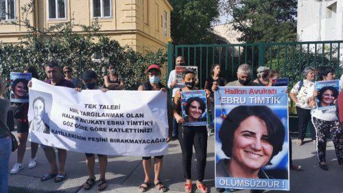 «Erdogan ha paura degli avvocati perché smascherano la dittatura»
