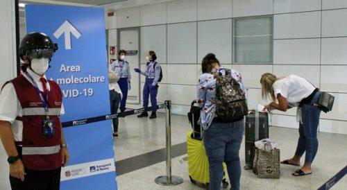 Fiumicino è l'aeroporto no-Covid più sicuro d'Europa