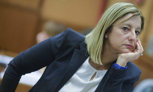 Roberta Lombardi:«L'alleanza col Pd? Nascerà solo se cambiamo entrambi»