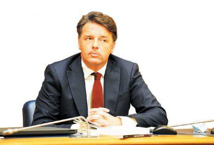 """Un po' soli e un po' col centrosinistra.  Il """" battesimo delle urne"""" impensierisce Renzi"""